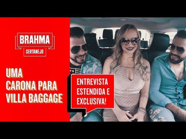 VILLA BAGGAGE: ENTREVISTA ESTENDIDA