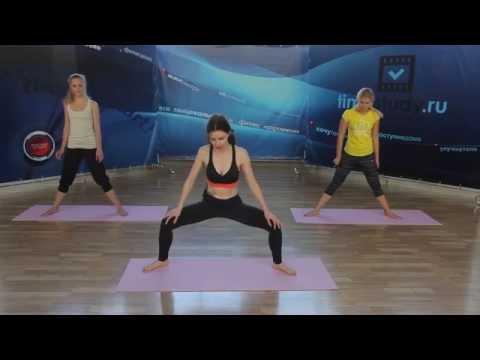 Видео тренировки для живота похудеть