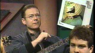 Robert Fripp and the League of Crafty Guitarists on VH-1 New Visions