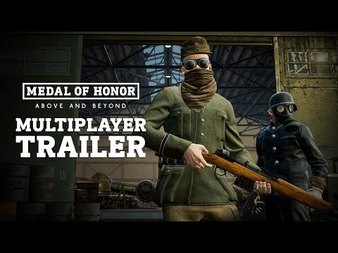 Multiplayer Trailer de Medal of Honor: Above and Beyond