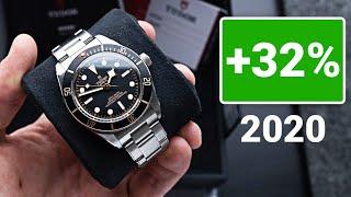 3 wertstabile Uhren unter 5.000€ (die nicht von Rolex sind)
