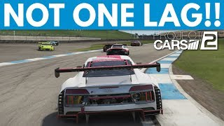 A Forzaesque Race With NO LAG!!!! (Project CARS 2)