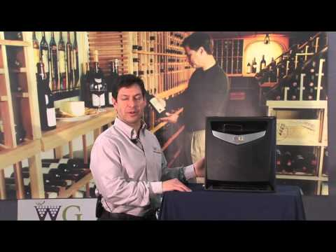 Video thumbnail for Wine Guardian Humidifier Features and Benefits
