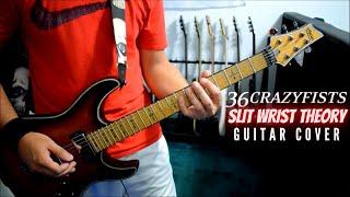 36 Crazyfists - Slit Wrist Theory (Guitar Cover)