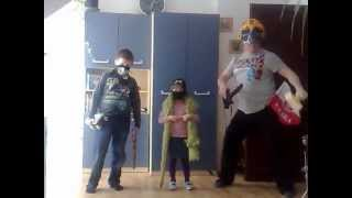 preview picture of video 'HARLEM SHAKE - Mińsk Mazowiecki'