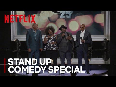 Def Comedy Jam 25 Movie Trailer