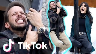 COUPLE TRIES WEIRDEST TIKTOK CHALLENGES!!