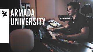 "Armada University: The Making of ""Take It Back"" with Thomas Gold"