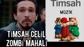 Alvin Ve Sincaplar Timsah Celil çukur şarkısı Zombi Mahali #alvinlergrup