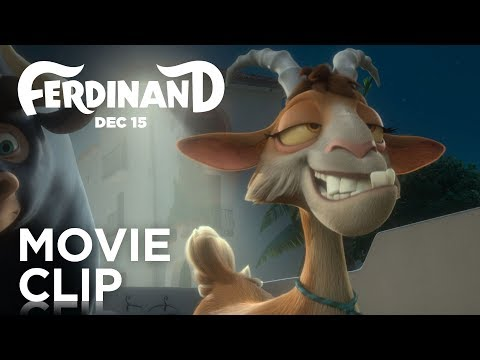 Ferdinand (Clip 'Lupe Wants to Be a Coach')