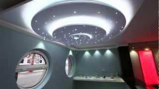 Venushome LED-es lakberendezés csillagos égboltjai
