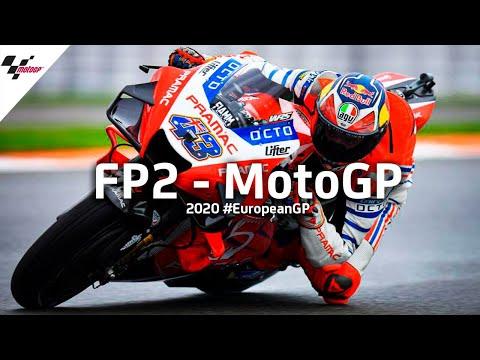 MotoGP ヨーロッパGP FP2ダイジェスト動画