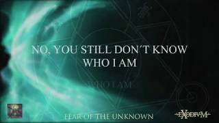 EXODIUM - Fear of the unknown