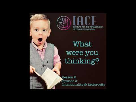 What were you thinking? S02E02: Intentionality Reciprocity