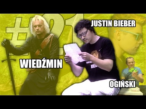 Justin Bieber i Wiedźmin odwiedzają Cybermariana