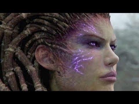 Starcraft 2. Bản Full cho bác nào muốn coi.