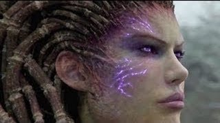 Starcraft 2 Heart of the Swarm The Movie Extended Cut ALL HD Cinematics MORE Full Movie Video