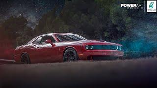 Dodge Challenger Hellcat, 707 Caballos Y Todo Lo Demás [PRUEBA - #POWERART] S05-E14