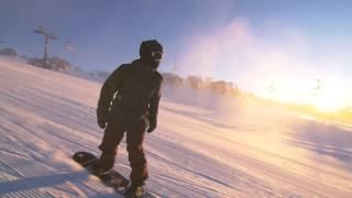 Perisher Winter Sports Club Snowboard Team