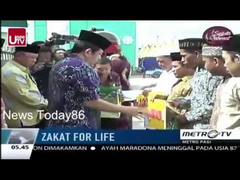 FULL berita terbaru metro tv tentang zakat (FOR LIFE) 28 juni
