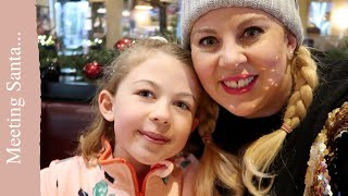 She Didn't Like Santa! | Center Parcs | LOUISE PENTLAND by Sprinkle of Glitter