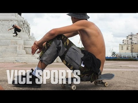 Exploring Cuba's Skate Culture with Ishod Wair, Andrew Reynolds and Lucien Clarke (Part 2)