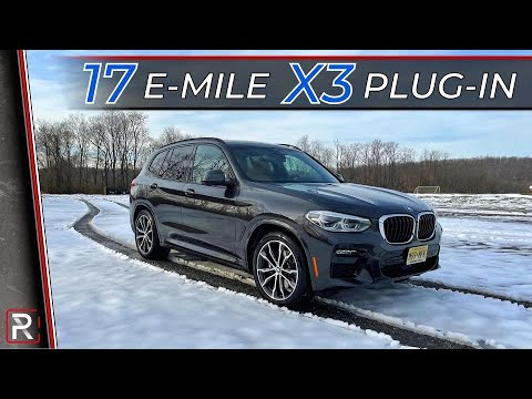 The 2021 BMW X3 xDrive30e is a Compromised PHEV in Need of More Power & Range