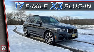 [Redline] The 2021 BMW X3 xDrive30e is a Compromised PHEV in Need of More Power & Range