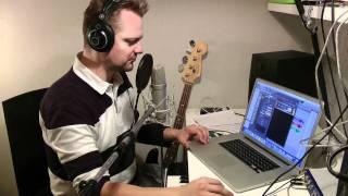 Пушной. Как в домашних условиях записывать песни. Секреты звукозаписи.