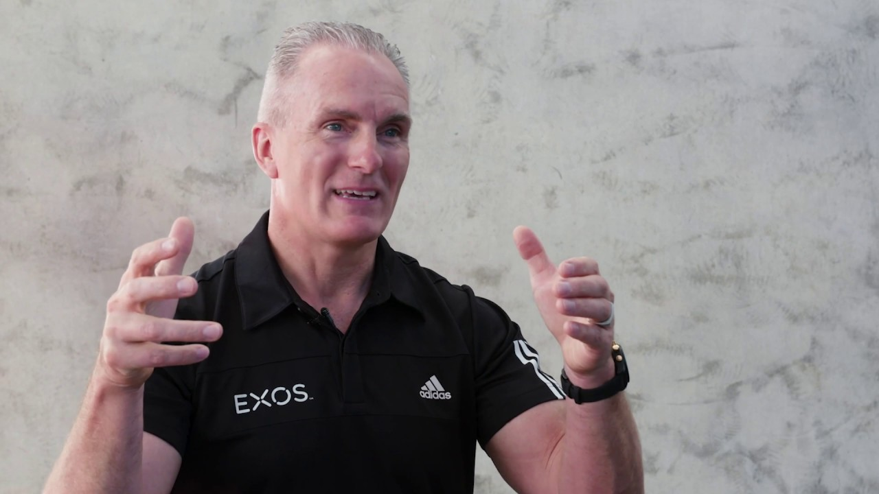 EXOS Founder, Mark Verstegen, discusses the Importance of the NSF Certification and why Onnit is applying it to their product line.