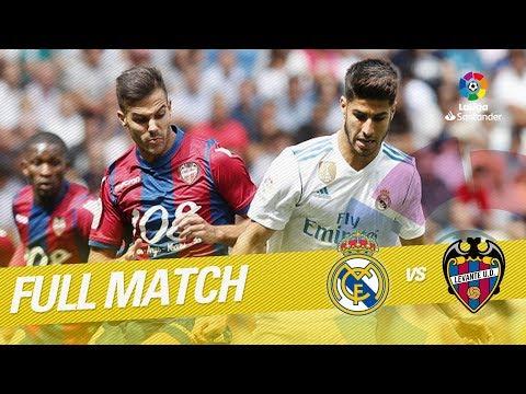 Full Match Real Madrid vs Levante UD LaLiga 20172018