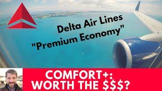 Delta Comfort: Is Premium Economy worth the money?