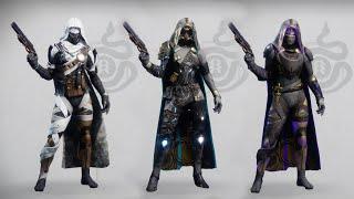 Destiny 2 Hunter Fashion Sets #10
