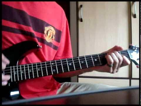 Audioslave - Heaven's Dead (guitar cover) - Good Quality