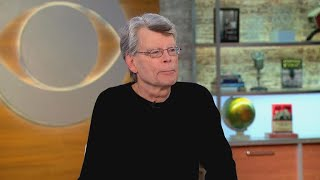 """Stephen King on """"The Outsider"""" and where he gets his story ideas"""