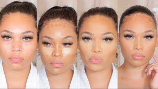 HOW TO GET SMOOTH FLAWLESS MAKEUP | CALMING MAKEUP THERAPY TUTORIAL | Briana Monique