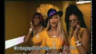 Destiny's Child - MTV Making Of 'Bootylicious' Pt.1