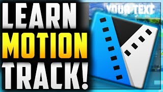 📽MOTION TRACK TEXT & IMAGES IN SONY VEGAS PRO 14! ATTACH OBJECTS TO WALLS & FLOORS IN VEGAS PRO! 📽