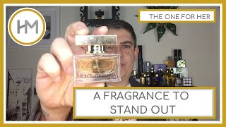 THE ONE FOR HER (EDP). DOLCE & GABBANA. REVIEW (ENGLISH)