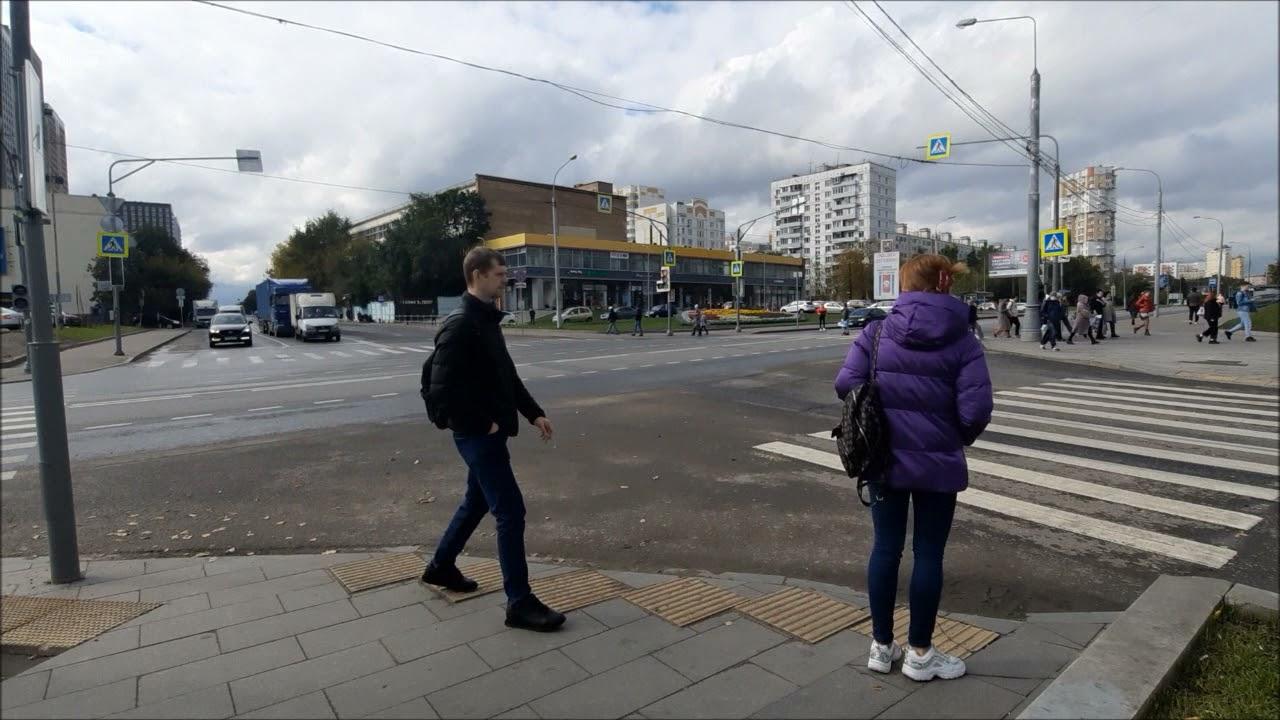 Видео трафика Коровинское ш. д.1А стр.1