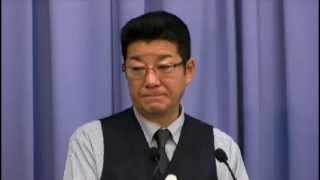 藤井聡vs橋下徹、松井一郎『土木の教授だからセメント練って壁作るのが好きなんでしょうね』