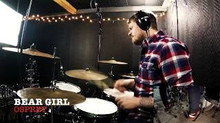Bear Girl - Osprey Drum Playthrough By Travodrums