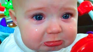 Cutest Babies Crying Moments #2 - Funny Cute Baby Video