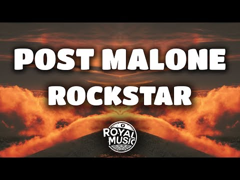 Post Malone – rockstar ft  21 Savage (Lyrics) - Sciagara pl
