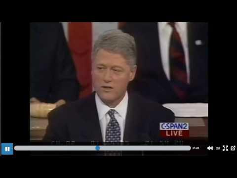 illegal immigration speech Ben carson: bill clinton's position on illegal immigration is the same as trump's [video.