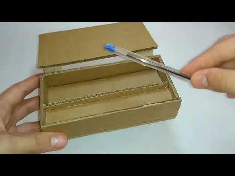 5 sáng tạo hay từ bìa giấy carton