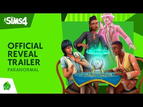 Trailer du nouveau DLC Paranormal de Les Sims 4