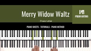 Merry Widow Waltz