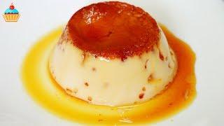 Смотреть онлайн Рецепт испанской кухни: десерт Флан