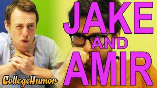Jake and Amir: Choking
